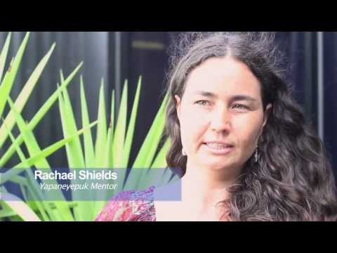 Rachael Shields talks about the benefits of mentoring