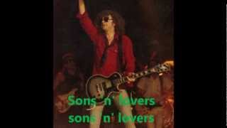 Watch Ian Hunter Sons N Lovers video