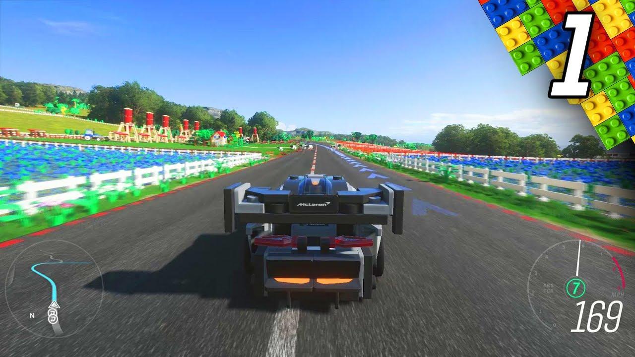 Forza Horizon 4 LEGO DLC - Part 1 - The Beginning thumbnail
