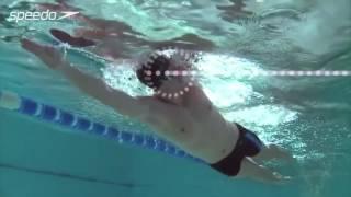 Техника плавания кролем на русском языке / Дыхание