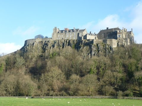 Places to see in ( Stirling - UK ) Stirling Castle