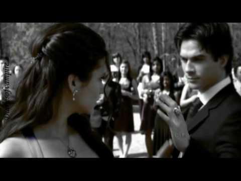 Damon & Elena...