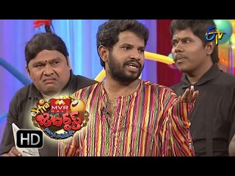 Hyper Aadi Raising Raju Performance – Extra Jabardasth - 9th September 2016– ETV Telugu
