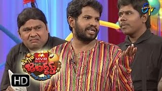 Hyper Aadi Raising Raju Performance - Extra Jabardasth - 9th September 2016- ETV Telugu