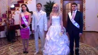 Прикол в ЗАГСе Москва Измайловский Кремль ЗАГС №5 Funny wedding 結婚冗談 婚礼开玩笑 wedding joke