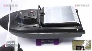 Видео-обзор катеров для рыбалки Jabo от RCMOTORS.RU
