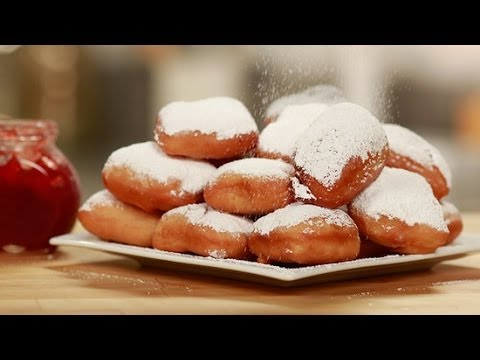 Homemade Beignet Recipe - Celebrate Mardi Gras The Right Way! | Get The Dish