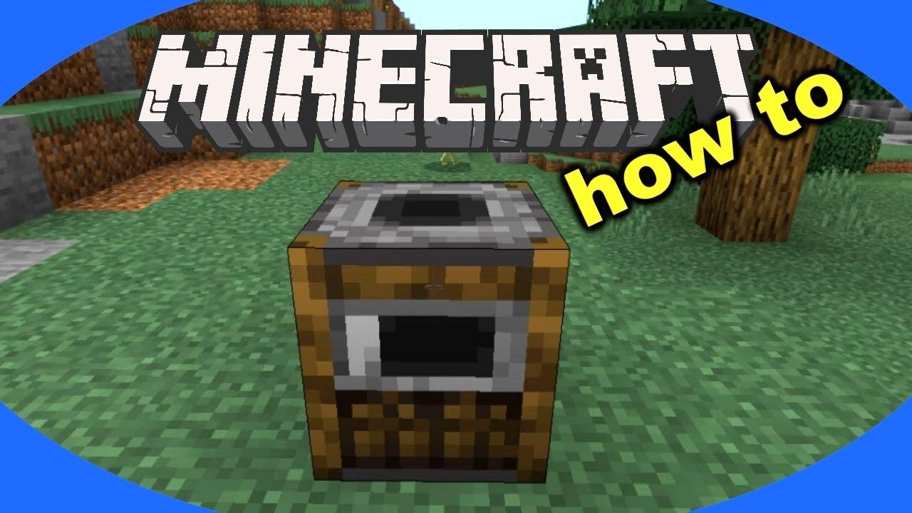 How to Craft and Use a Smoker in Minecraft  Minecraft Smoker Tutorial