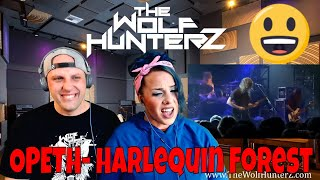 OPETH- Harlequin Forest at the Royal Albert Hall High Def! | THE WOLF HUNTERZ Reactions