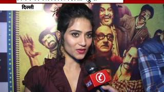 Manoj Vajpayee and star cast of 7 Uchakke film promotion in Delhi - Total Tv News Exclusive