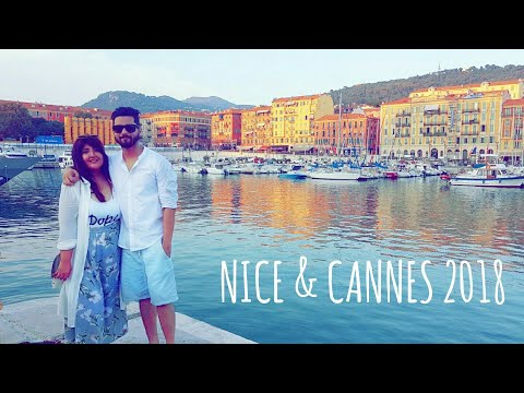 South of france /Travel Vlog 2018