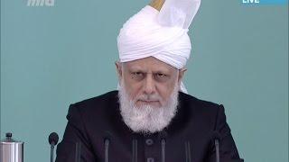 2015-04-17 Khalifat-ul-Masih II. (ra): Die Perlen der Weisheit