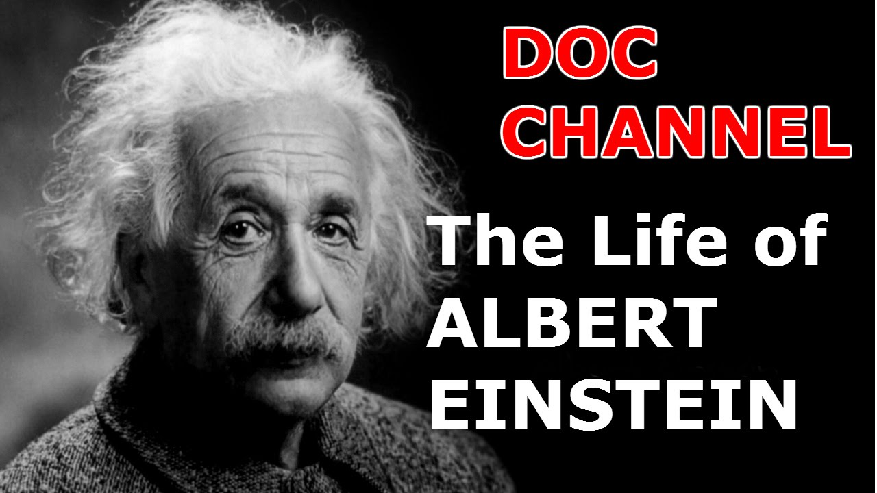 a biography of the life and times of elbert einstein