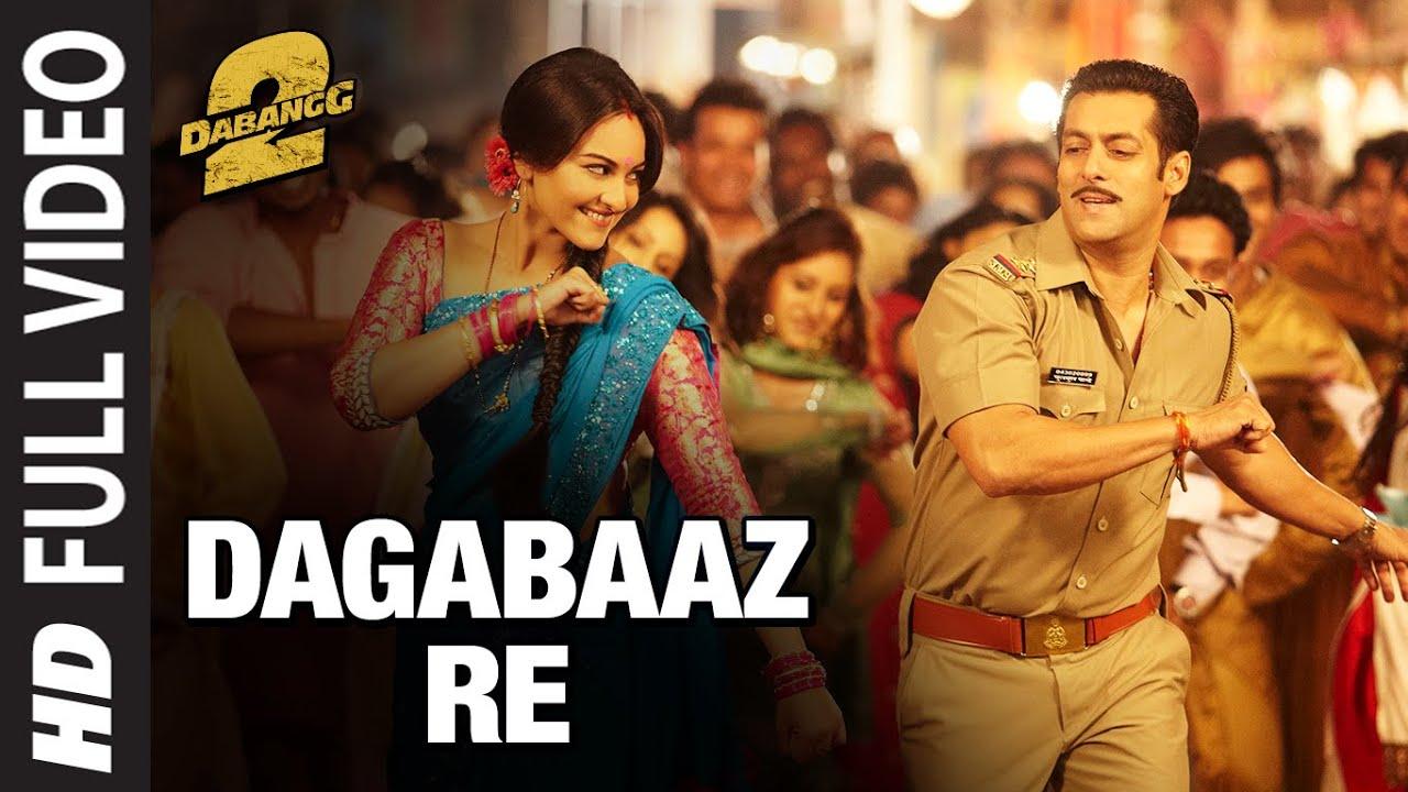 Download Dagabaaz Re Dabangg 2 Full Video Song ᴴᴰ | Salman Khan, Sonakshi Sinha