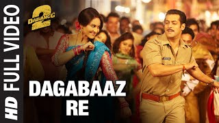 Dagabaaz Re Dabangg 2 Full Video Song ᴴᴰ , Salman Khan, Sonakshi Sinha