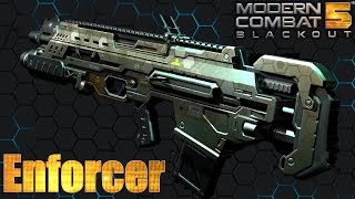 Modern Combat 5 Enforcer Review - Live Gameplay