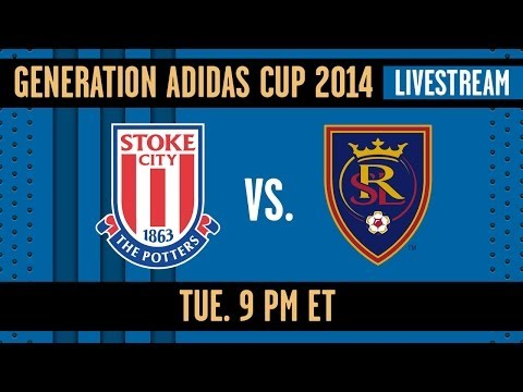Stoke City vs. Real Salt Lake   Generation adidas Cup U-17