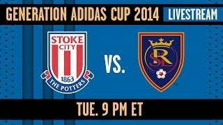 Stoke City vs. Real Salt Lake | Generation adidas Cup U-17