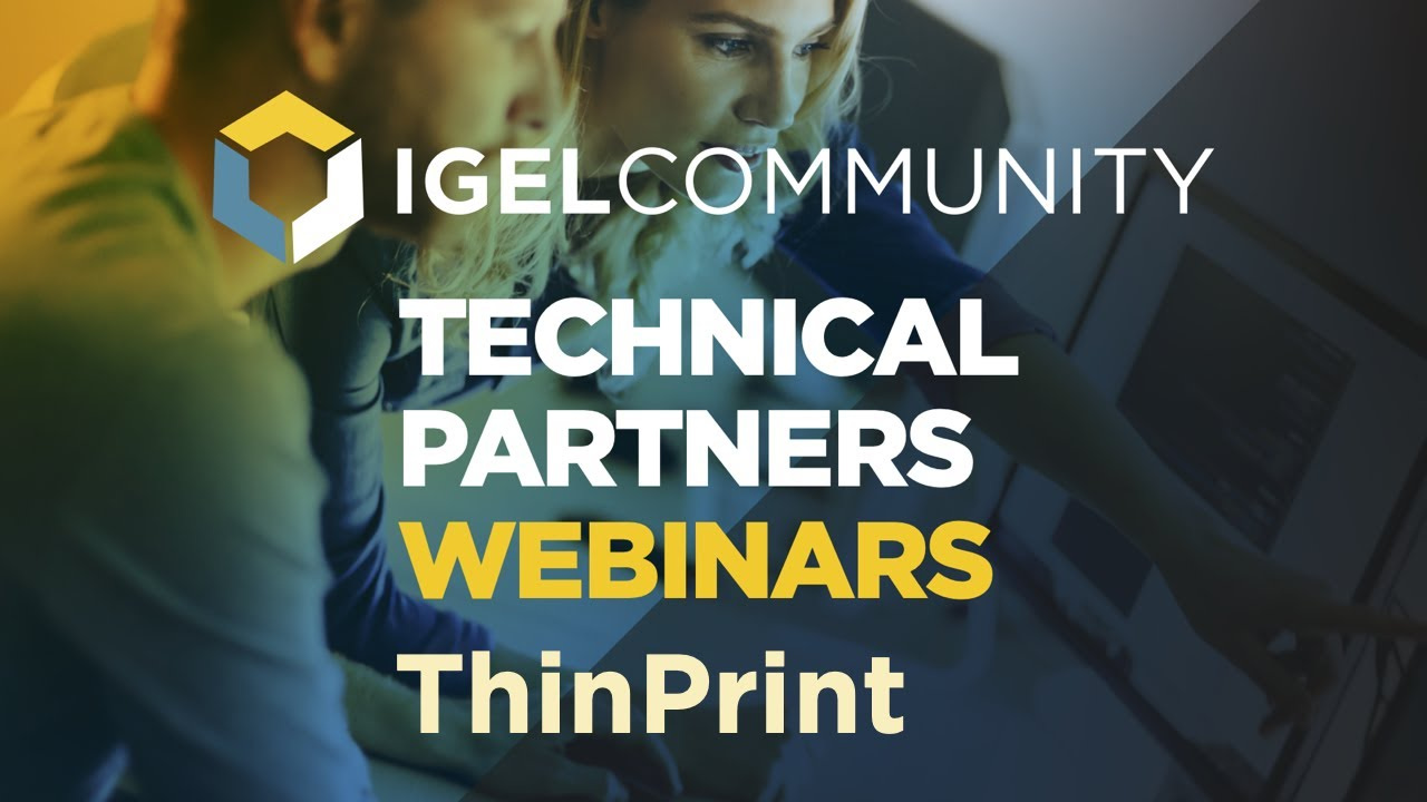 What's Going on in EUC Printing - A Technical Deep Dive!