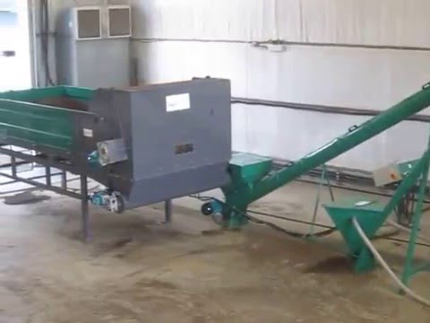 The City of Edmonton pelleting compost MGL 600 x 2