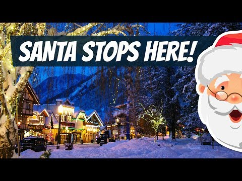 America's Most Magical Christmas Towns