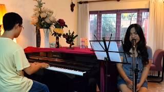 Niệm khúc cuối (acoustic cover) - Ngoc Thuy ft. Nguyen Huyen Vu (piano)