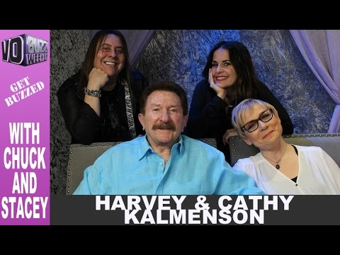 Harvey & Cathy Kalmenson PT2 - Voice Over Casting Directors / Coaches - EP225