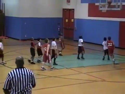 Basketball Highlights 7 Year Old Josh Williams Fut...
