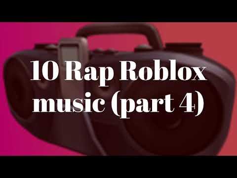10 Rap music Codes (Roblox)