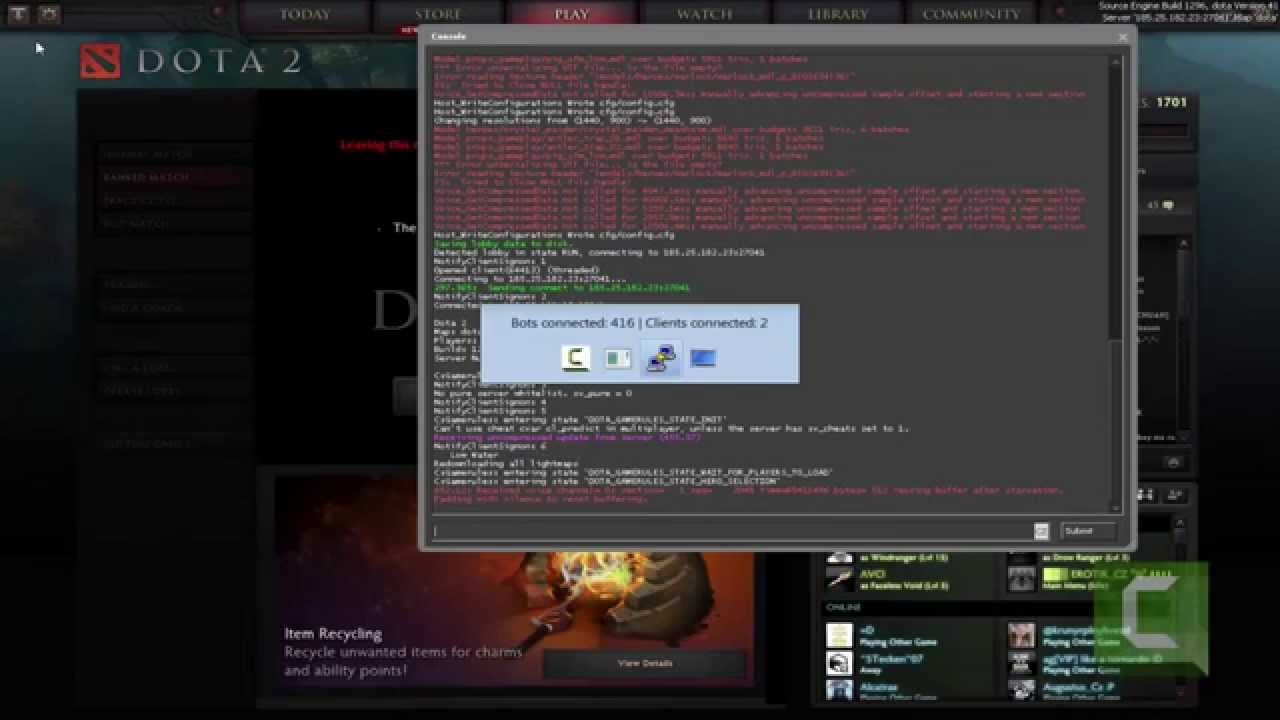 dota 2 mmr win rate 99 by ddos 2015 youtube