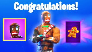 New *Burnt* Ginger Bread skins! Merry marauder and Ginger Gunner Fortnite Season 7