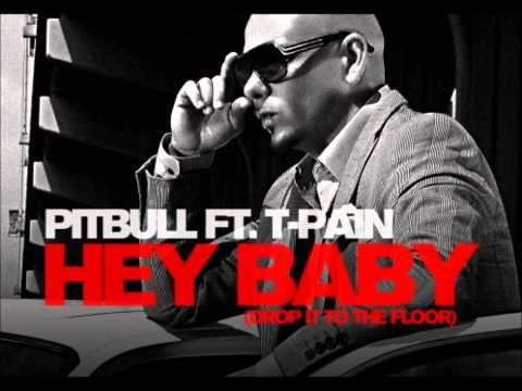Pitbull ftTPain Hey Ba Ringtone
