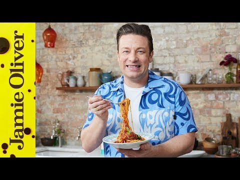 Meatballs | Jamie Oliver | 20 Years of The Naked Chef