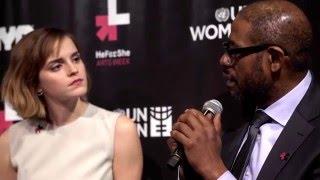 Emma Watson & Forest Whitaker | An intimate conversation