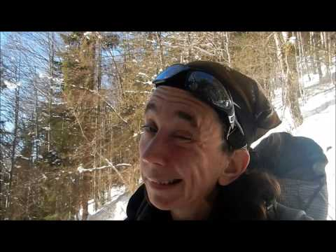 A Snow Tantrika's Guide to pleasurable winter alpine travel. Bushcraft overnighter.