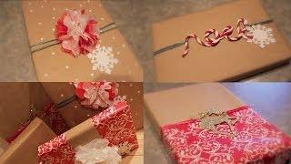 DIY Christmas | Christmas 2013 | Wrapping Ideas