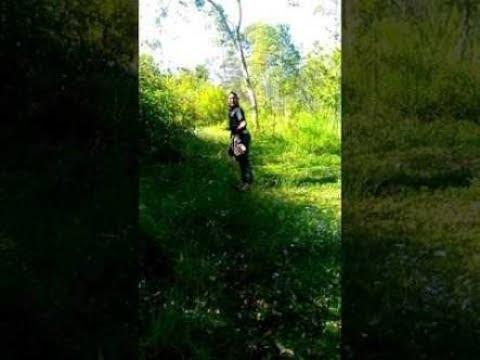 Ngintip hijab mesum di kebun - YouTube