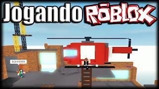 Jogando Roblox - Hotel do Caos Caótico!