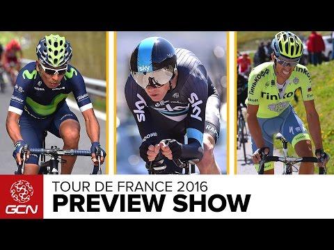 Tour De France 2016 Preview Show