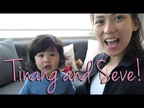 Tinang and Seve's playtime by Alex Gonzaga