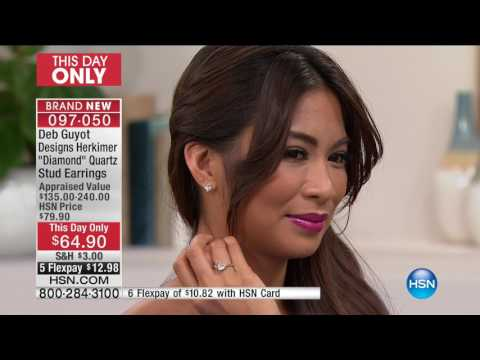 HSN | Designer Gallery with Colleen Lopez Jewelry 03.10.2017 - 12 PM