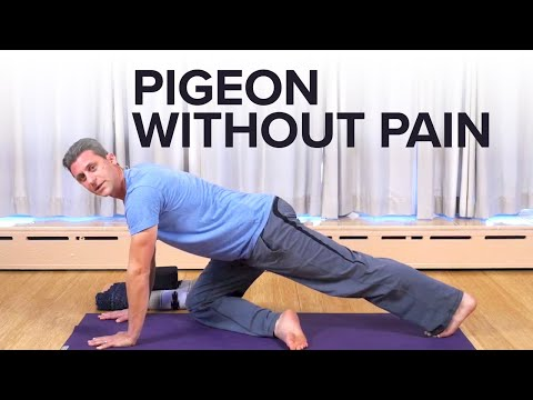 How To Do Pigeon Pose Without Pain