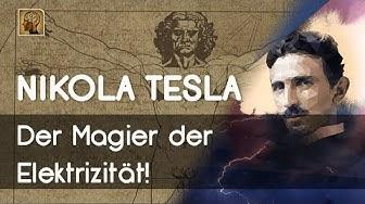Nikola Tesla: Der Magier der Elektrizität!   Maxim Mankevich