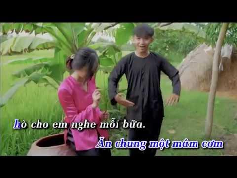 Karaoke Lý Cây Bông Rap Version   360P