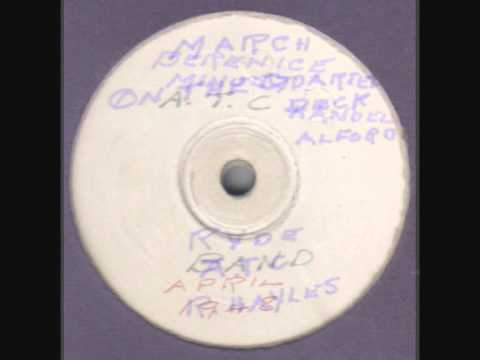 RYDE AIR TRAINING CORPS BAND (April 1948) 78 Rpm Disc