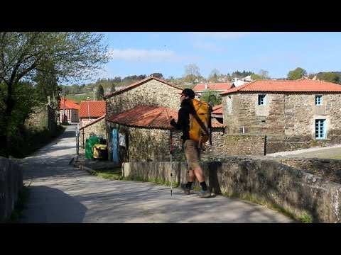 Video über den Camino de Santiago in Asturien