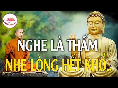 Mỗi Tối Nghe Lời Phật Dạy NHẸ LÒNG Tiêu Tan Mọi Phiền Muộn Khổ Đau Trong Cuộc Sống - Vi Diệu Pháp Âm
