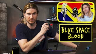 Captain Marvel's Blue Space Blood | Because Science Footnotes