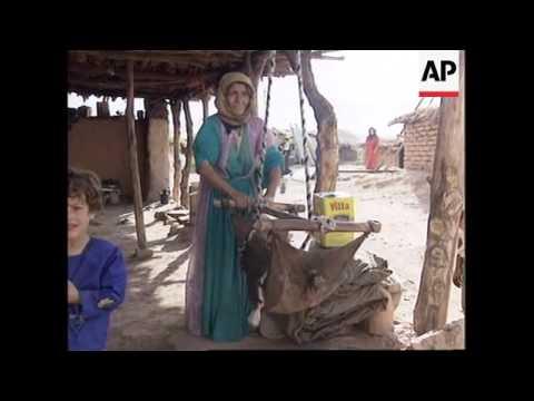 Northern Iraq - Kurdish refugees