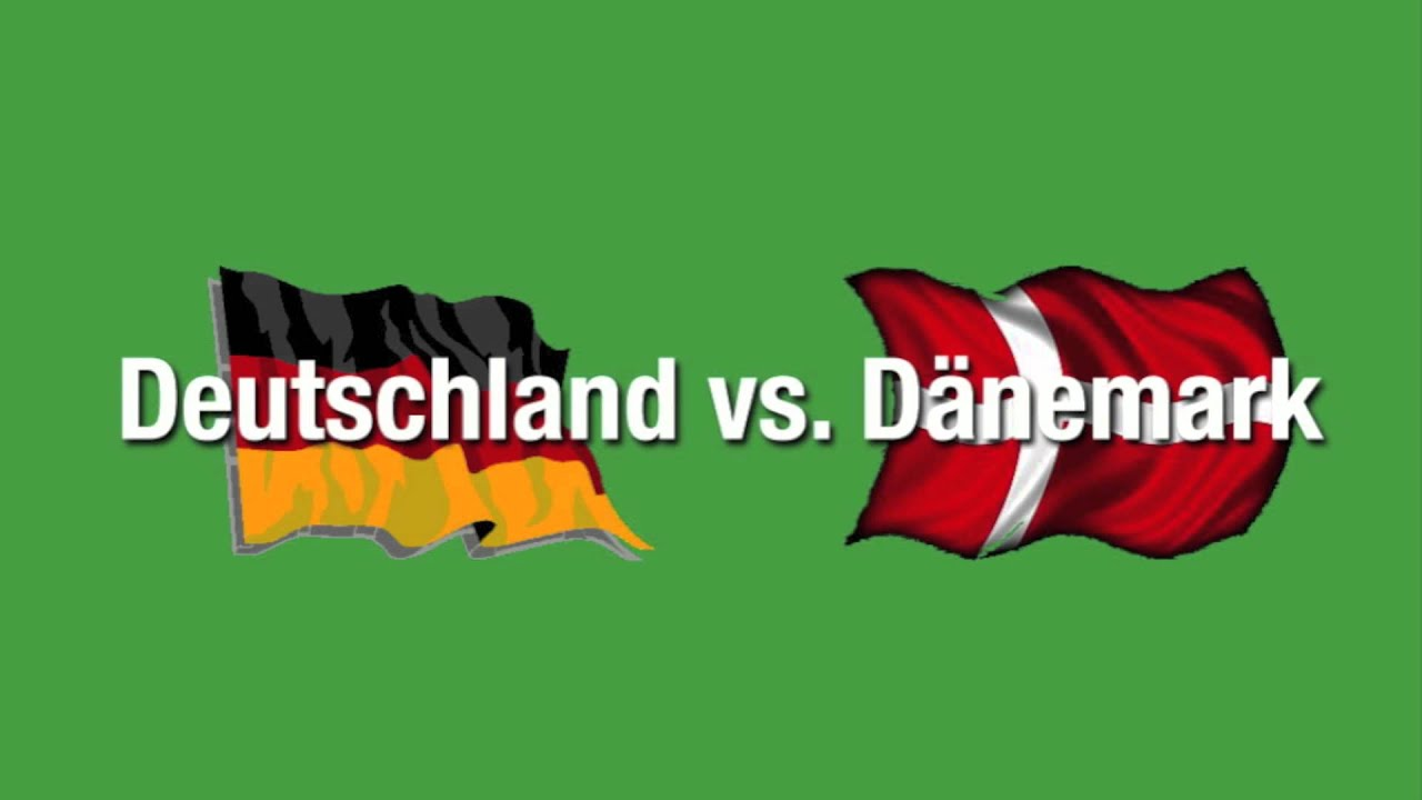 deutschland vs dänemark